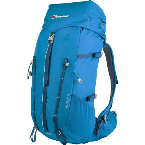 Berghaus Men's Freeflow Outdoor Backpack, Mykonos Blue, 25 Litres