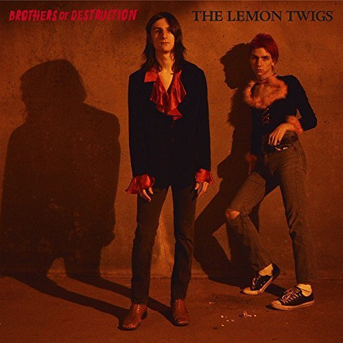 The Lemon Twigs - Brothers Of Destruction EP [12 VINYL]