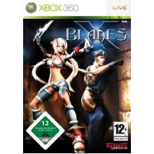 X-Blades Game + Strategy Guide (Xbox 360)
