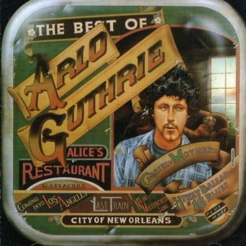 Arlo Guthrie - the Best of Arlo Guthrie [CD]