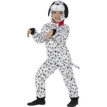 Dalmatian Kids Fancy Dress Dog Puppy Book Day Week Boys Girls Childrens Costume -  dalmatian costume fancy dress boys girls dog book day kids week