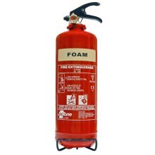 AFFF Foam Fire Extinguisher with Gauge - 2 Litre
