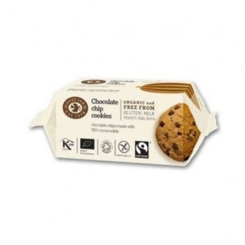 Doves Farm - Organic Chocolate Chip Cookies