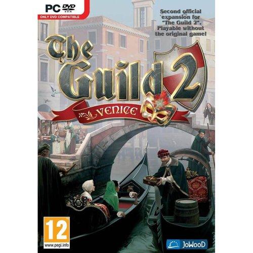 Guild 2 Venice - Addon PC DVD