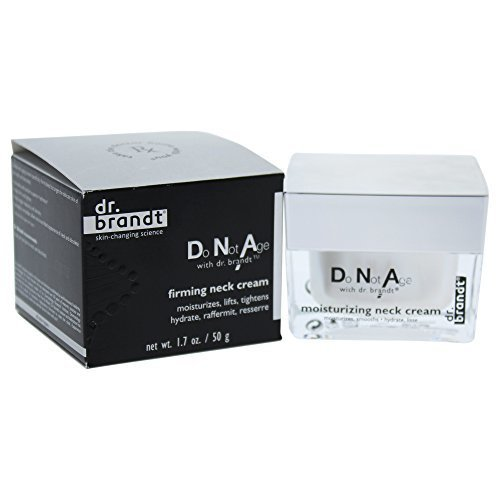 Do Not Age With Dr Brandt Moisturizing Neck Cream