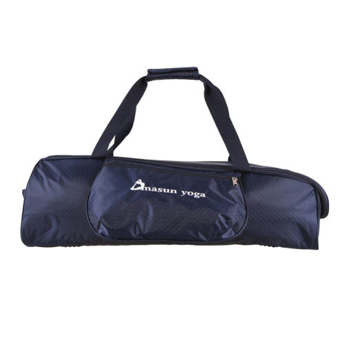 "Durable Versatile Yoga Mat Bag Accommodates Mats of up to 24"" x 72"", Royalblue"