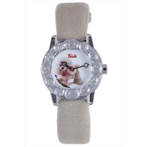 Trudi CT.6293B-07 Kids White Dial Watch