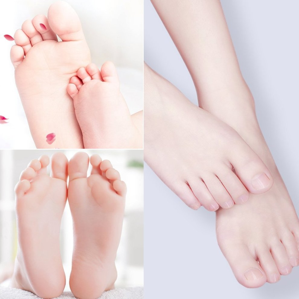 00ae5f64bd7 ... 2 Pairs Foot Peeling Mask, Lavender Scented Exfoliating Foot Peeling  Mask with Foot File Pumice. >