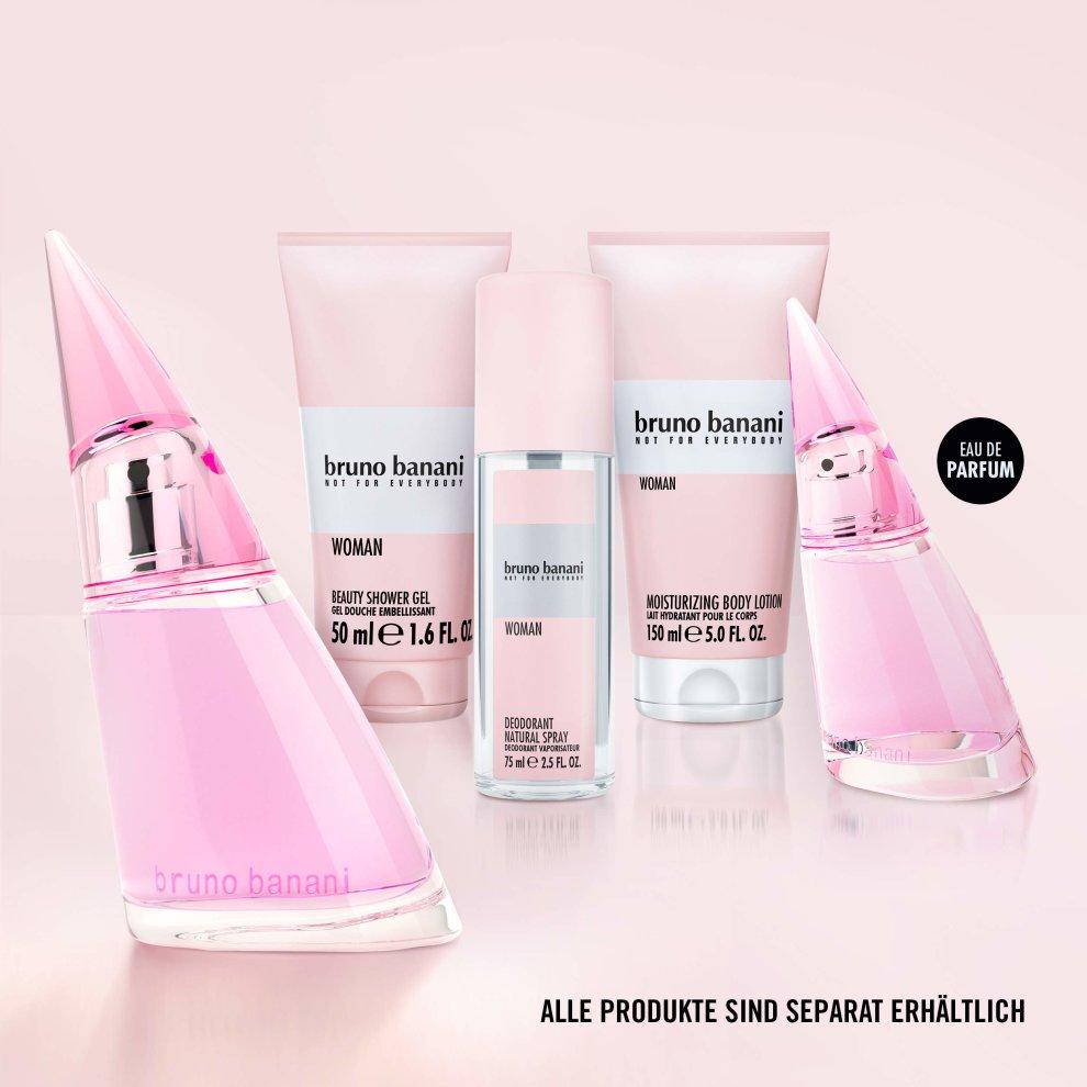 new concept ae7b3 0f4ee Bruno Banani Woman Eau De Parfum Spray, 40 ml