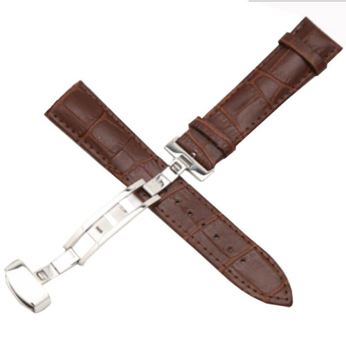 Fashion Watchbands Leather Watch Strap Waterproof Watch Chain  20 MM  A4