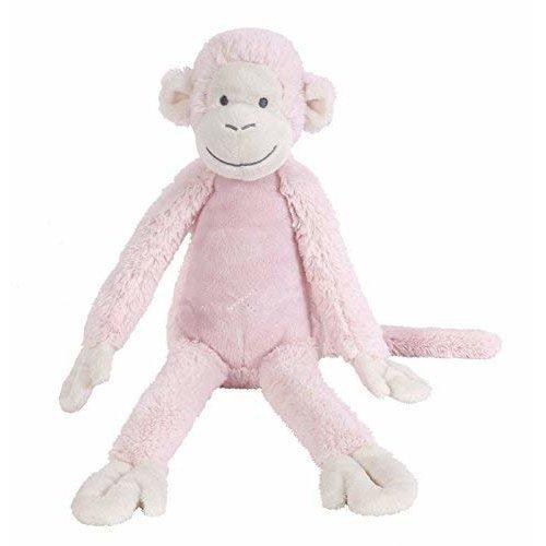 Happy Horse 130150 - Mickey Monkey Cuddly Toy, Pink