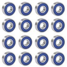 Trixes 16 Frictionless ABEC 9 Roller Skate & Skateboard Bearings