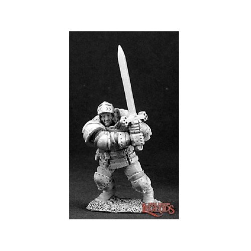 Reaper Dark Heaven Legends 03171 Sir Thomas Adventuring Knight