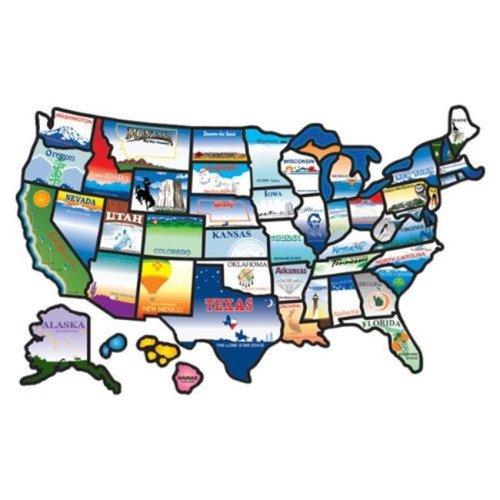 State Stickers 0112.1400 100 Permanent State Sticker