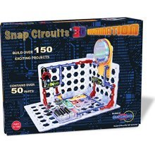 Snap Circuits 3D Illumination Electronics Discovery Kit - NEW for 2016