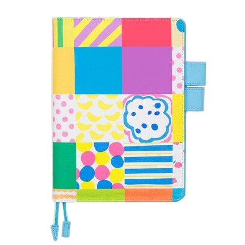 Office Planner Schedule Personal Organizer Notebook Portable Planner [Pink]