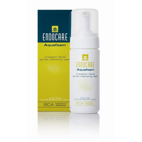 Endocare Aquafoam Gentle Cleansing Wash 125ml