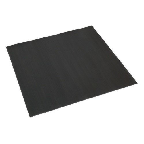 Sealey HVM17K02 Electrician's Insulating Rubber Safety Mat 1 x 1mtr