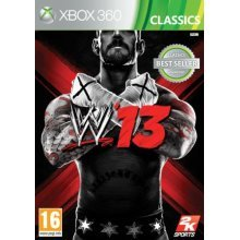 WWE 13 Game (Classics) XBOX 360