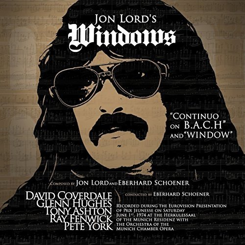 Jon Lord - Windows [CD]
