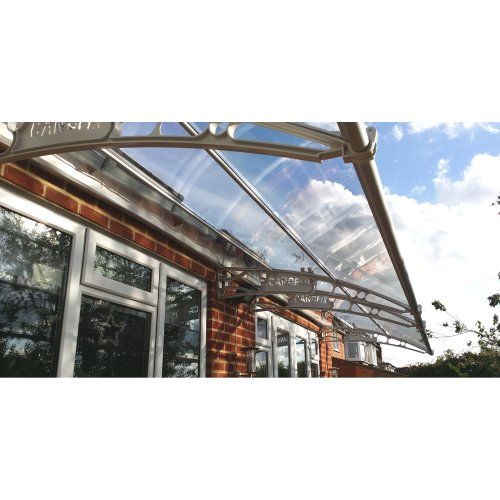 Cantilever Door Canopy | 6500mm wide x 650mm projection
