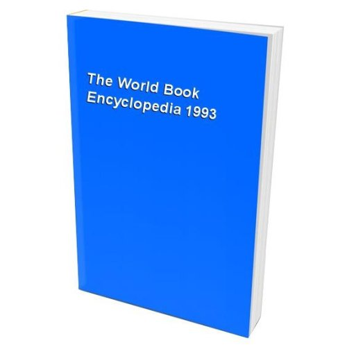 The World Book Encyclopedia 1993