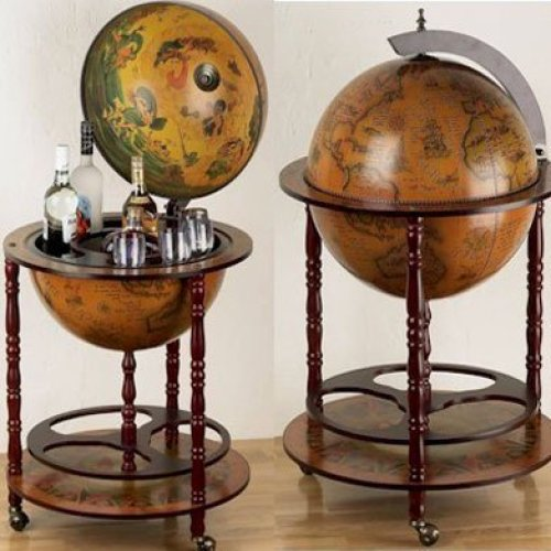 BAR GLOBE DRINKS CABINET - INTERHOME