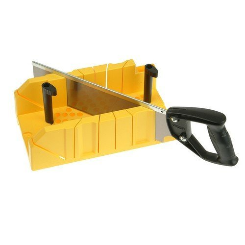 Stanley 1-20-600 Clamping Mitre Box & Saw