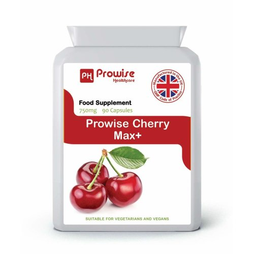 Prowise Cherry Max+ 750mg - 90 Capsules