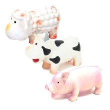 Rosewood Grunters Latex Toy Animals